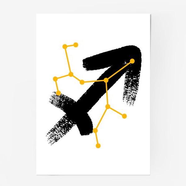 Постер «Стрелец»