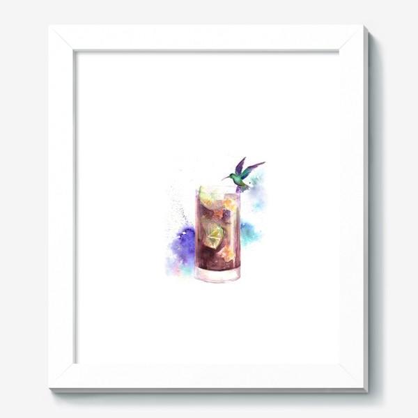 Картина «Коктейль Куба либре»