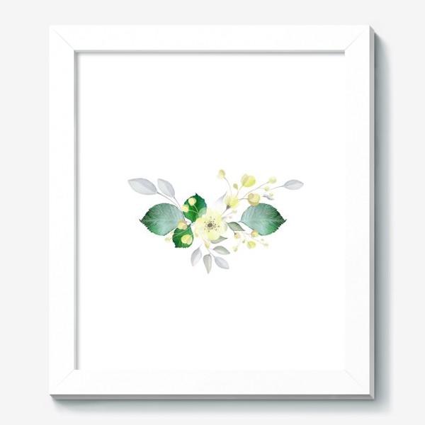 Картина «Нежные цветы»