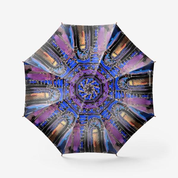 Зонт «Петербург фасады»