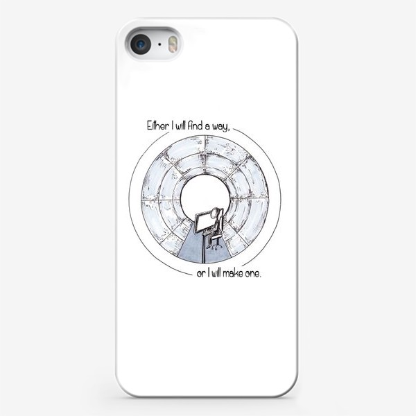 Чехол iPhone «Профессионал IT»