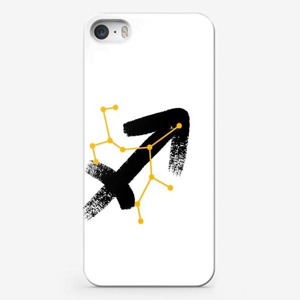Чехол iPhone «Стрелец»