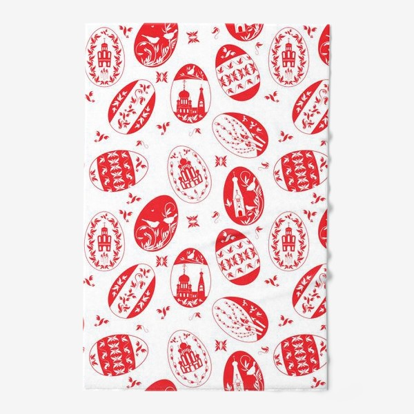 Полотенце «Пасха красная»