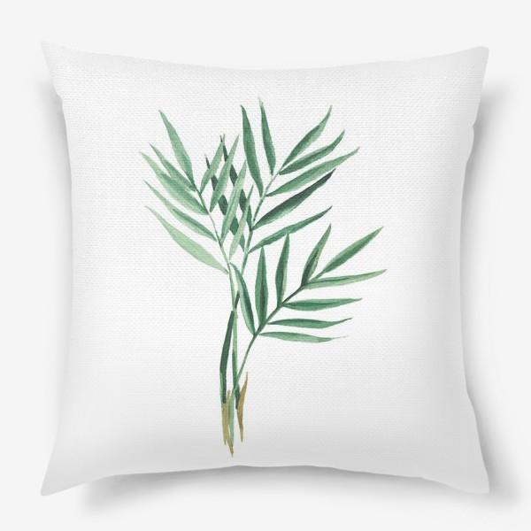 Подушка «Plants»