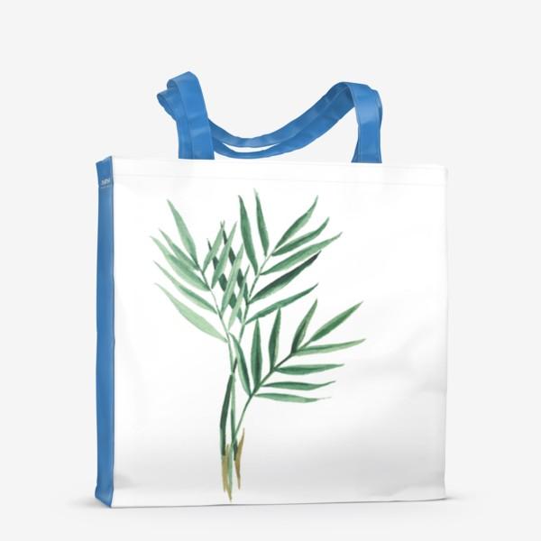 Сумка-шоппер «Plants»