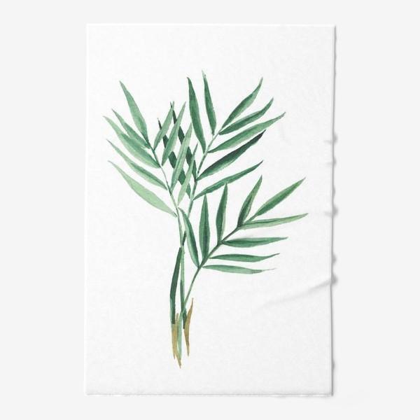 Полотенце «Plants»