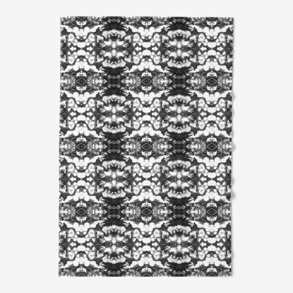 Полотенце «Абстрактный паттерн »