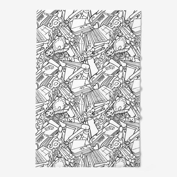 Полотенце «Рай художника»