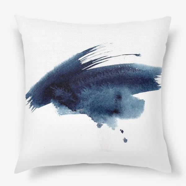 Подушка «акварель»