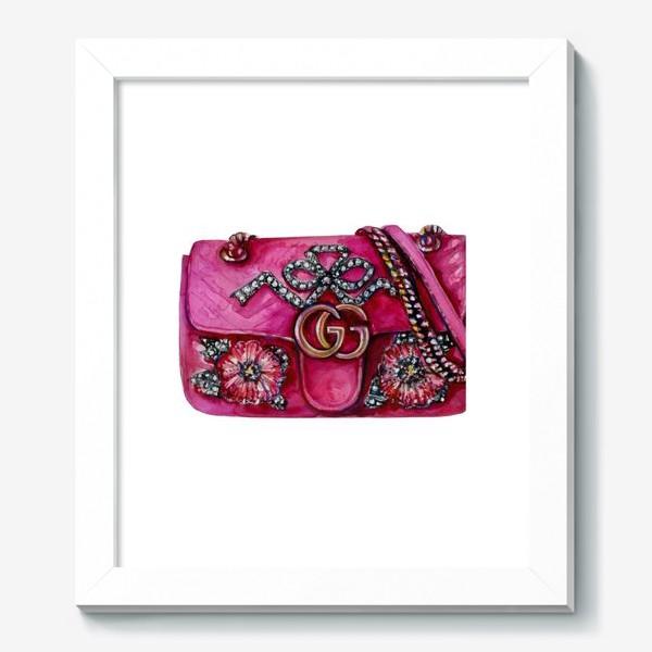 Картина «Модная сумка»