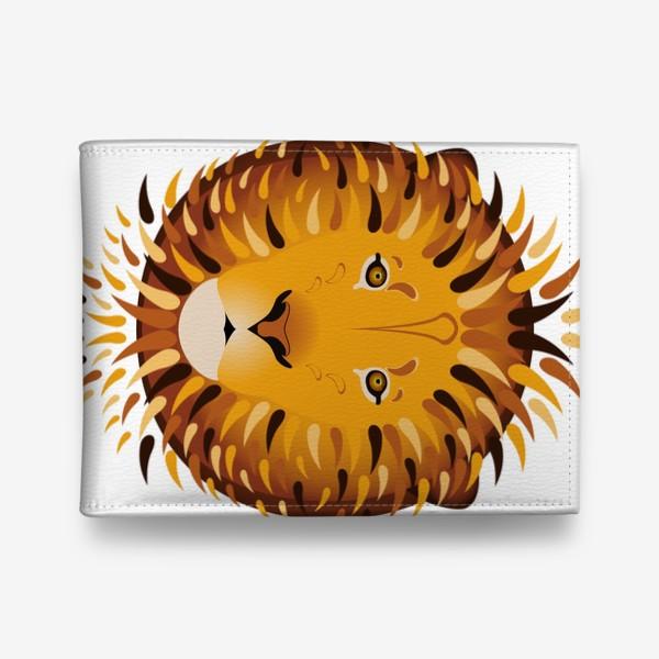 Кошелек «Лев»
