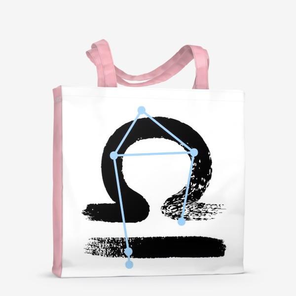 Сумка-шоппер «Весы»