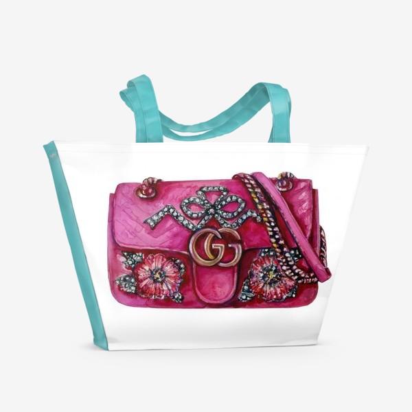 Пляжная сумка «Модная сумка»