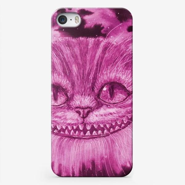 Чехол iPhone «Чеширский кот»