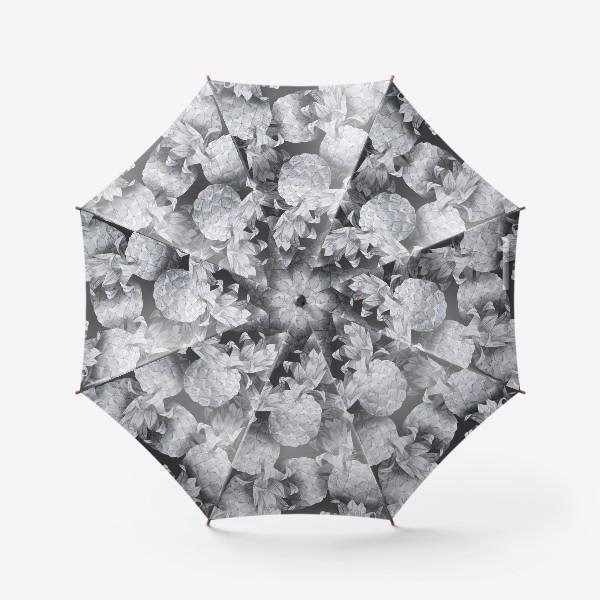 Зонт «Ананасы»