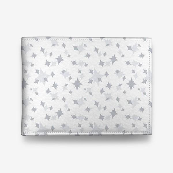 Кошелек «Серебряные звезды. Ночное небо»