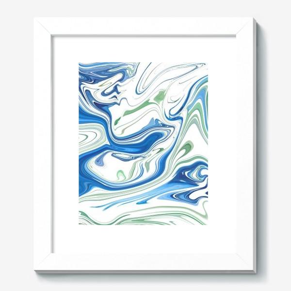 Картина «Весенние ручьи»