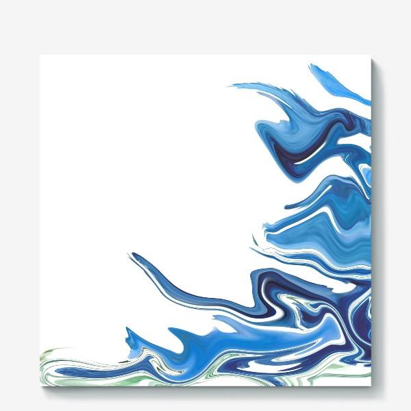 Холст «Волны»
