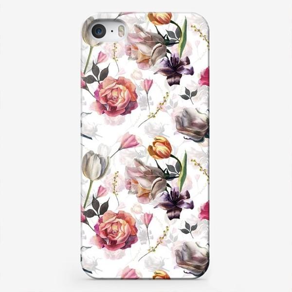 Чехол iPhone «Spring morning»