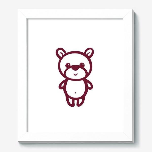 Картина «Мишка»
