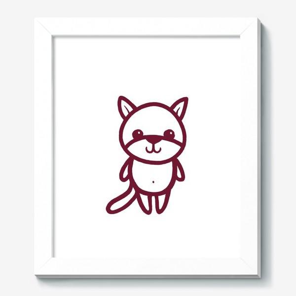 Картина «Котенок»