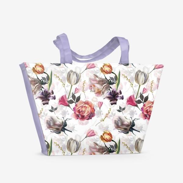 Пляжная сумка «Spring morning»