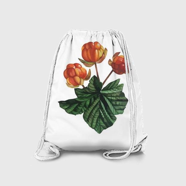 Рюкзак «Северная ягода - Морошка»