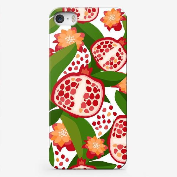 Чехол iPhone «Гранаты»