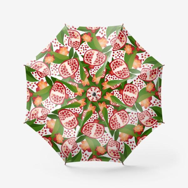 Зонт «Гранаты»