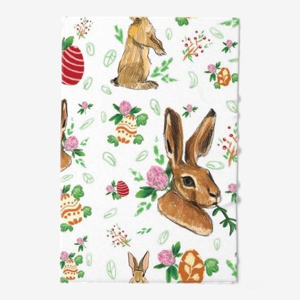 Полотенце «Кролик Пасха»