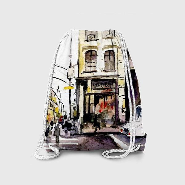 Рюкзак «город»