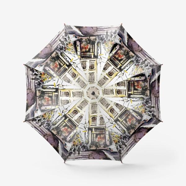 Зонт «город»