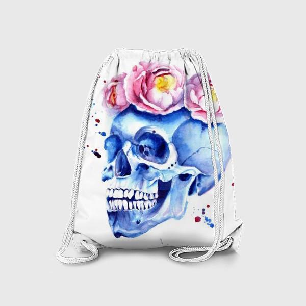 Рюкзак «Череп в венке»