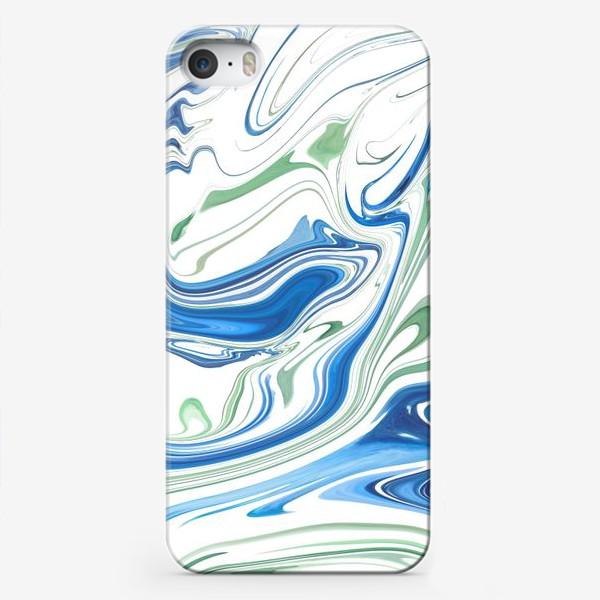 Чехол iPhone «Весенние ручьи»
