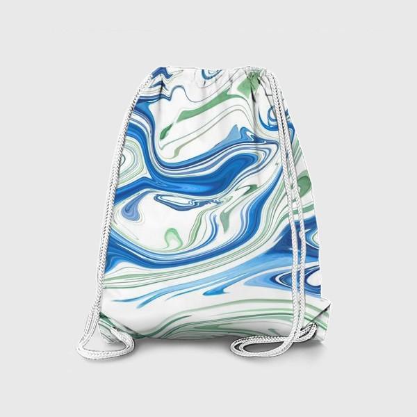Рюкзак «Весенние ручьи»