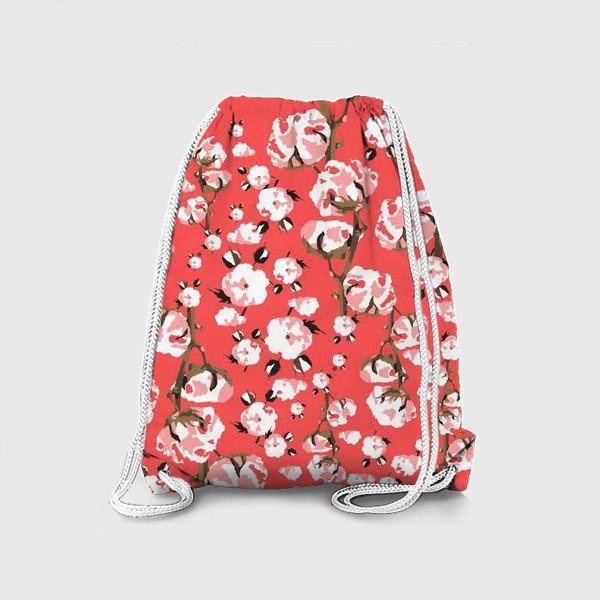 Рюкзак «Нежность хлопок природа нюд»