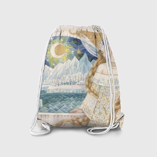 Рюкзак «северное сияние»