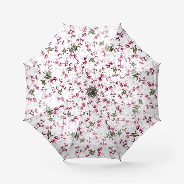 Зонт «Pink flowers»
