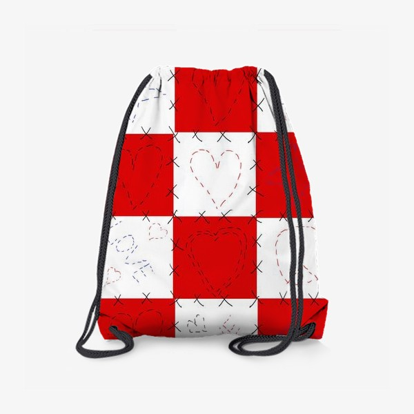 Рюкзак «Love blanket»