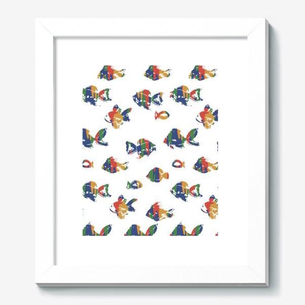 Картина «Рыбки»