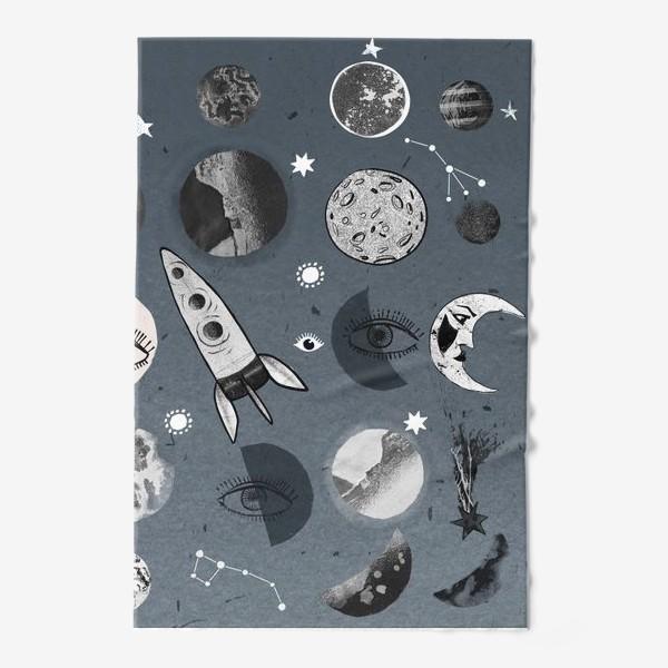 Полотенце «Космос.»