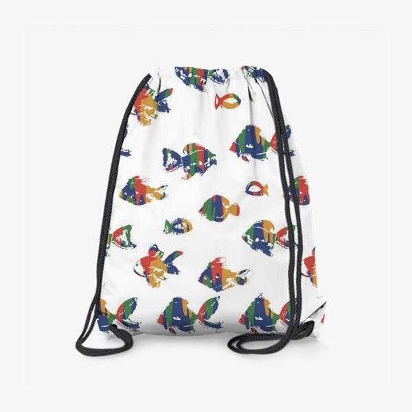 Рюкзак «Рыбки»