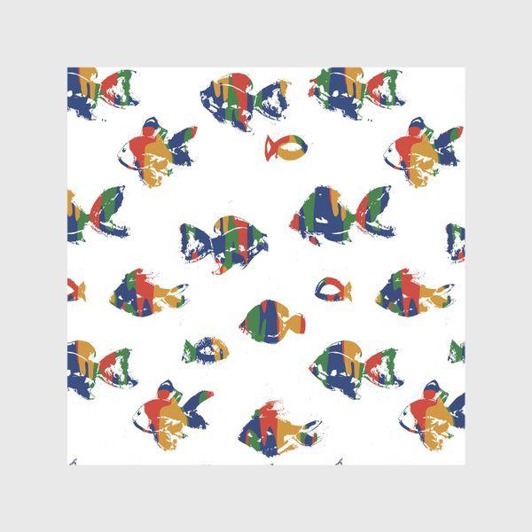 Шторы «Рыбки»