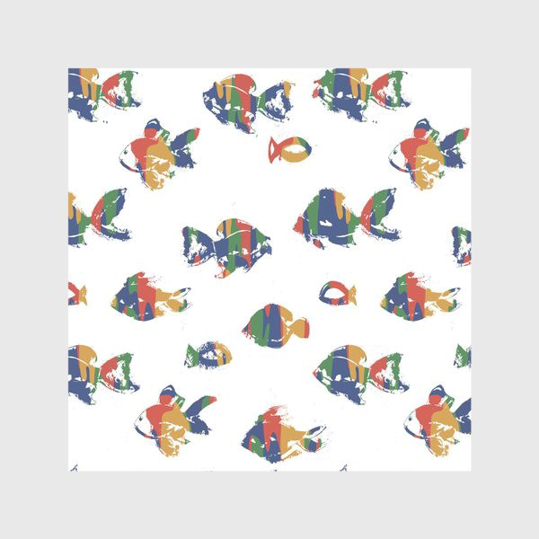 Скатерть «Рыбки»