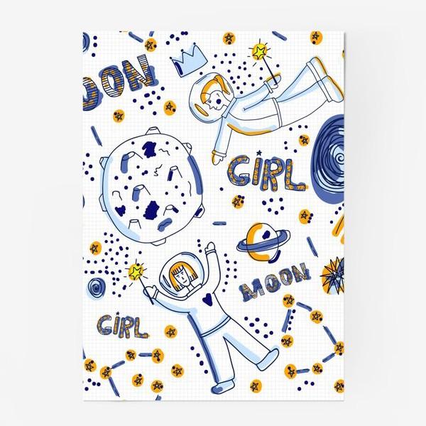 Постер «Space Girls»