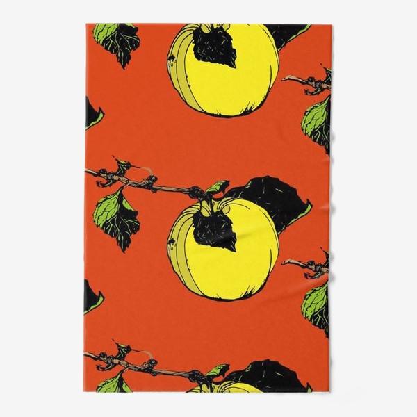 Полотенце «Яблоки»