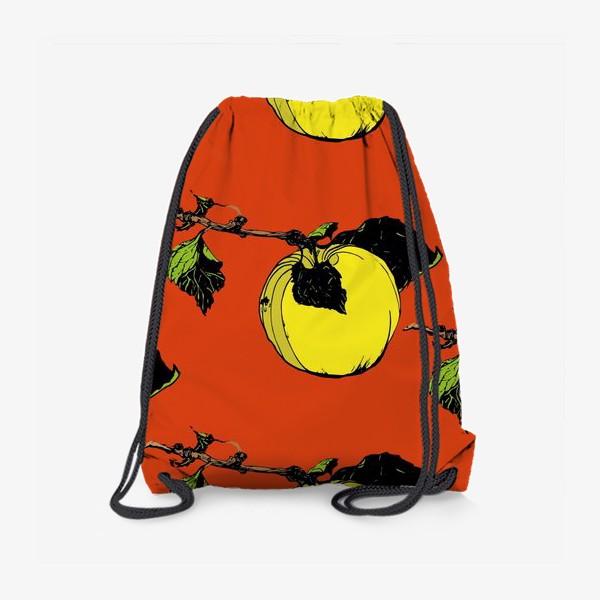 Рюкзак «Яблоки»