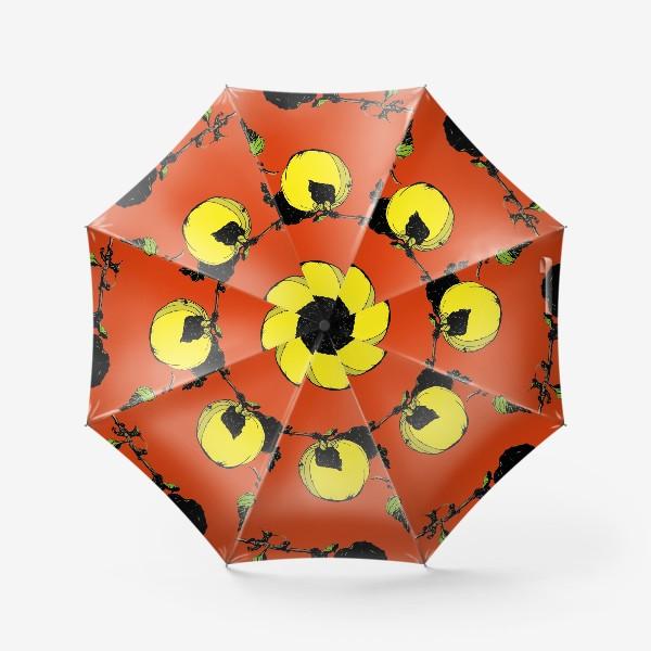 Зонт «Яблоки»