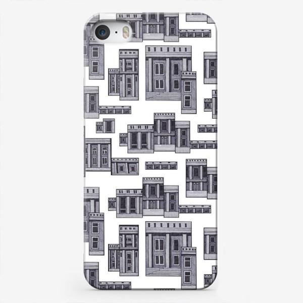 Чехол iPhone «Архитектура»