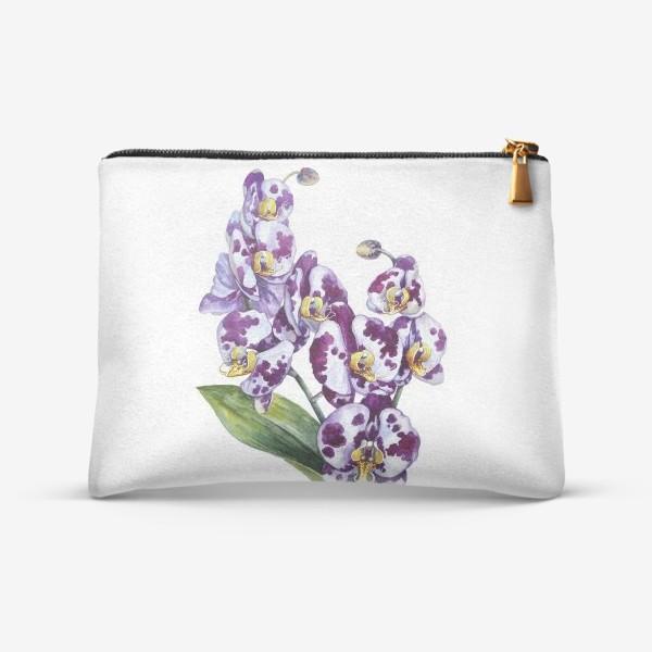 Косметичка «Пятнистая орхидея»